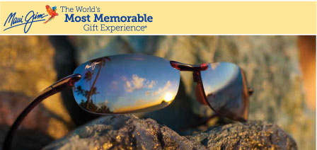 Create the  Most Memorable Event with Maui Jim Sunglasses!