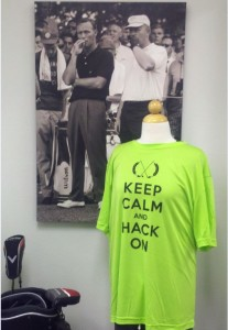 Keep Calm and Hack On!